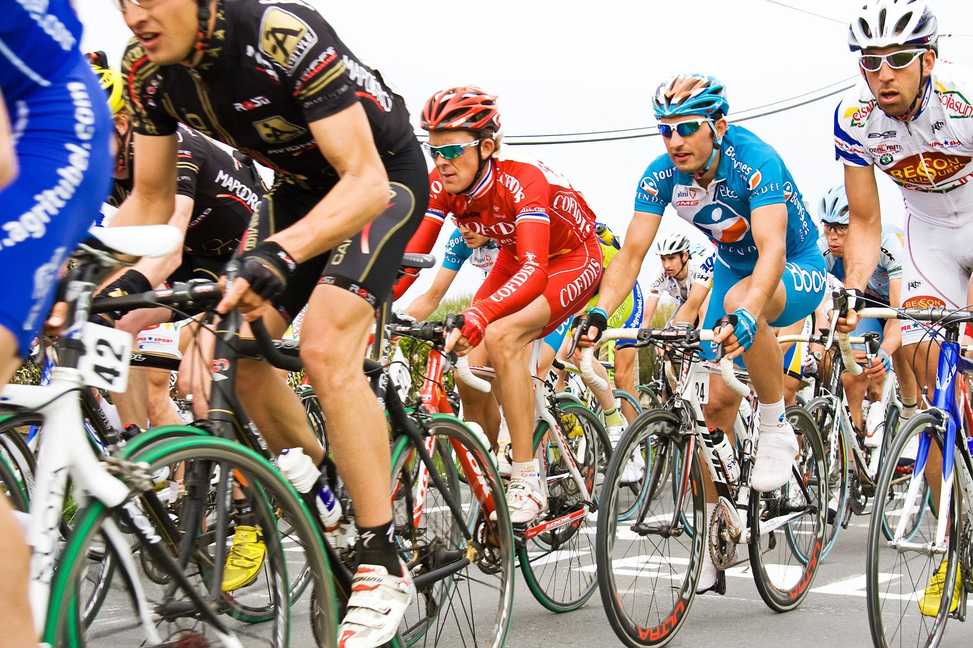 Cycling Wikipedia