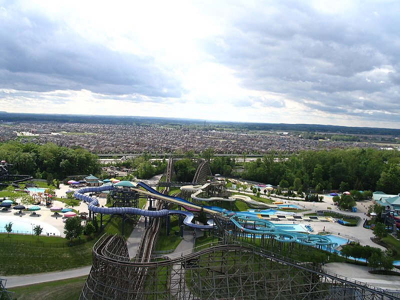 File:View from the top of Behemoth (Canada's Wonderland).jpg