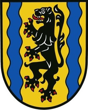 coat of arms of the German district Nordsachse...