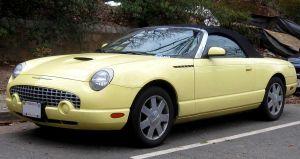 Ford Thunderbird (eleventh generation)  Wikipedia
