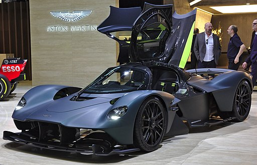 Aston Martin Valkyrie Verification Prototype 001 Genf 2019 1Y7A5569