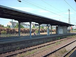 Bahnhof Löhne (Westf)
