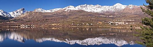 Lac De Calacuccia Wikipdia