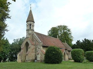 St Michael & All Angels, Billington