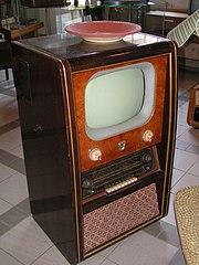 Fernseher & Radio - beides kostet jetzt auch in Polen (Bild: Stefan Kühn at the German language Wikipedia)