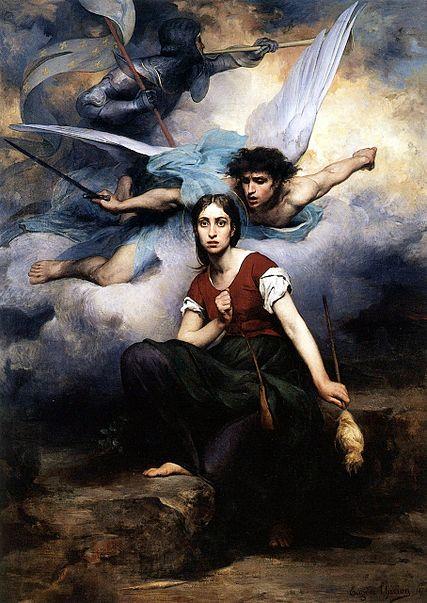 Archivo:Jeanne d' Arc (Eugene Thirion).jpg