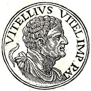 Lucius Vitellius was the youngest of four sons...