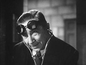 "English: Bela Lugosi in ""The Devil Bat&qu..."