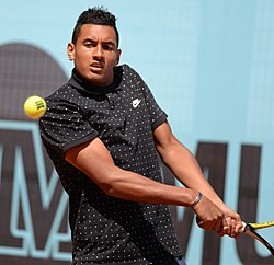 Image Result For Nick Kyrgios