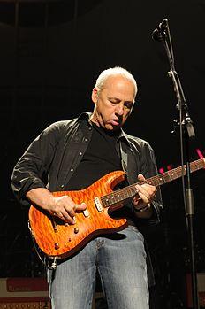 Mark Knopfler in concerto nel 2008