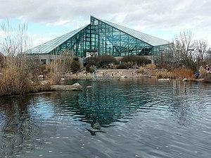 Rio Grande Botanical Garden, Albuquerque, New ...