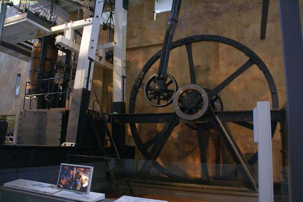 Boulton & Watt steam engine, Sydney Powerhouse Museum, 2014 (15240699214)