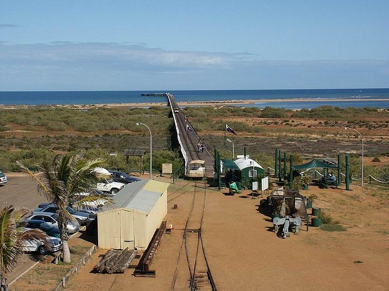 File:Carnarvon Jetty, Western Australia.jpg