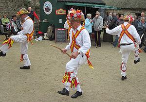 Helier Morris morris dance group, Jersey