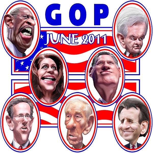File:GOP Presidential Debate June 13, 2011 in New Hampshire.jpg