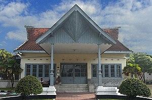 English: House of Ir. Soekarno, First Presiden...