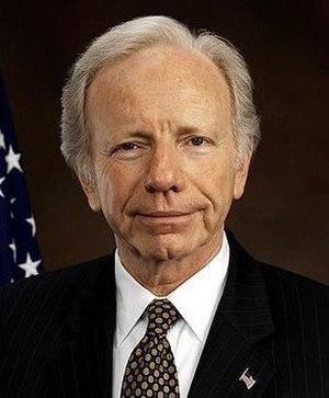 An image of Joe Lieberman from http://lieberma...