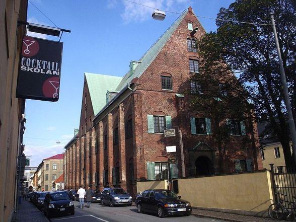 Kronhuset mot Kronhusgatan