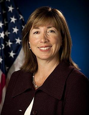English: Official portrait of Deputy NASA Admi...