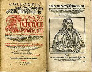 Titlepage and Portrait from a 1581 edition of ...