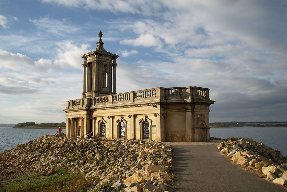 Normanton Church Museum, Rutland Water