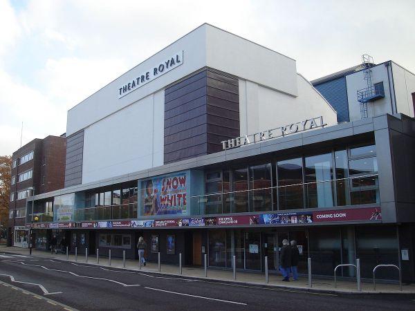 Theatre Royal, Norwich - Wikipedia