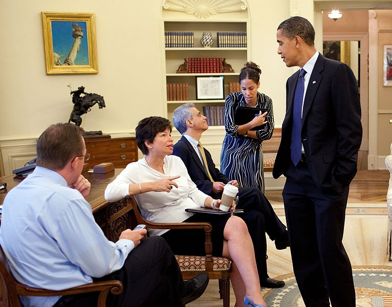 File:Obama and Valerie Jarrett.jpg