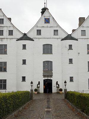 Deutsch: Schloss Glücksburg 6