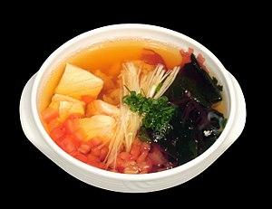 Soup, japan dish, японская кухня, суп