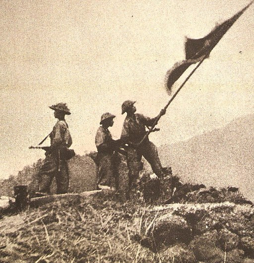 Vittoria a Dien Bien Phu
