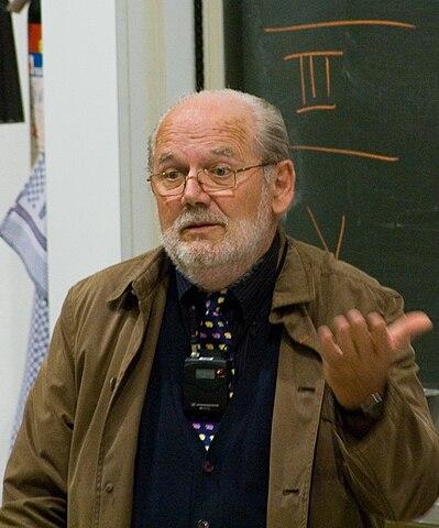 El paleoantropólogo Michel Brunet