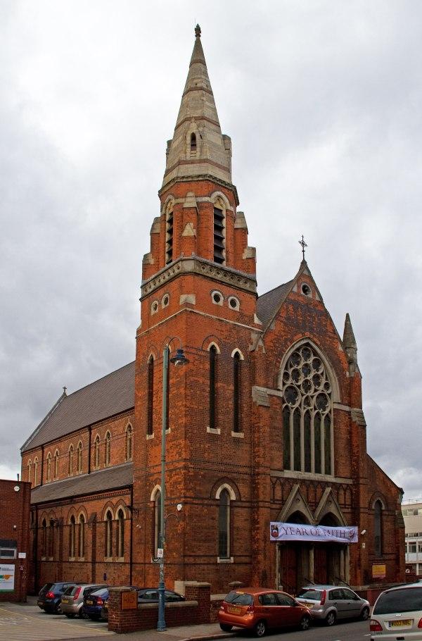 St Anne's Church, Birmingham - Wikipedia