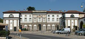 Stezzano (BG) Italy - villa Moroni