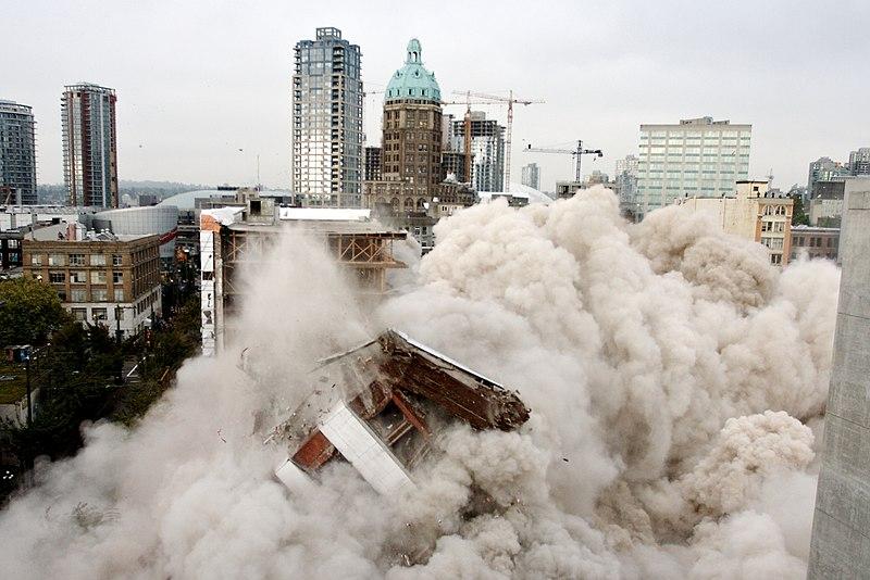 File:Woodwards building Vancouver demolition 2.jpg