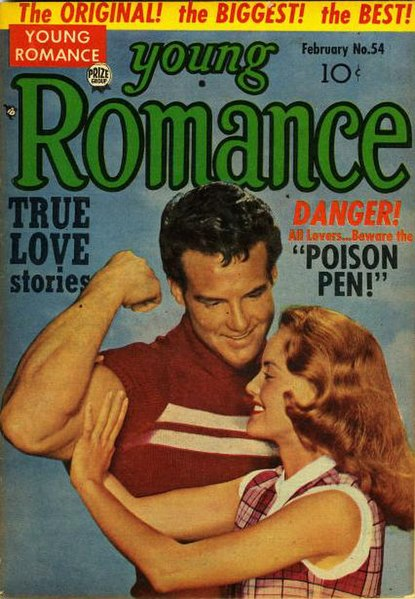 File:Young Romance No 54 1954a.JPG
