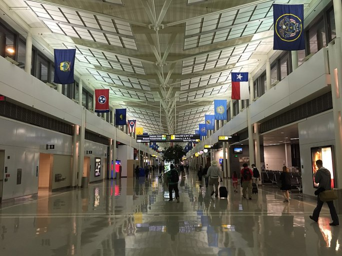 2015-09-29 23 29 47 Concourse B at Washington Dulles International Airport in Virginia