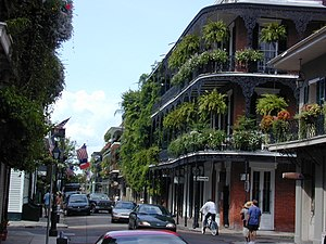 French Quarter, 2002