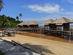 English: Bintan Island