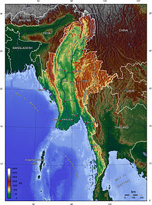 MyanmarBurma Travel Culture And More LIFE SE ASIA MAGAZINE - Burma clickable map