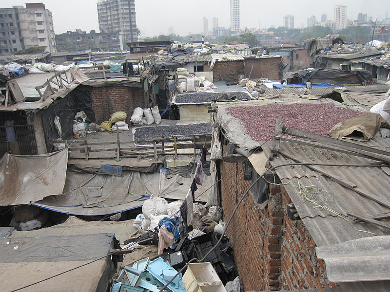 File:Dharavi slum, Mumbai, India - 20081220.jpg
