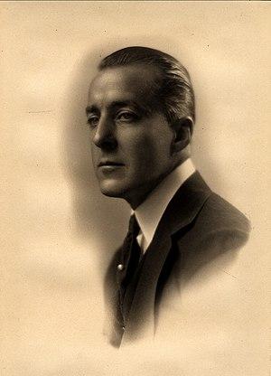 Edward Francis Hutton in 1920