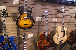 Eastman archtops 1, NAMM 2013