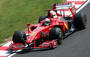 Formula One 2009 Rd.15 Japanese GP: Giancarlo ...