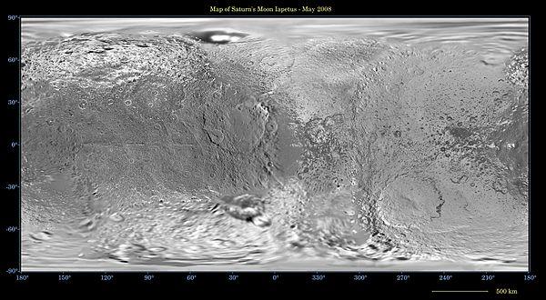 Iapetus (moon) - Wikipedia