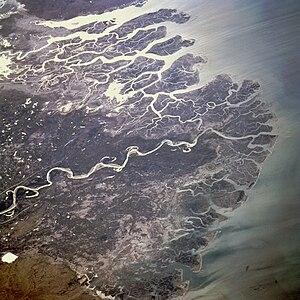 Indus River Delta
