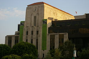 Kaufmann's Los Angeles Times building