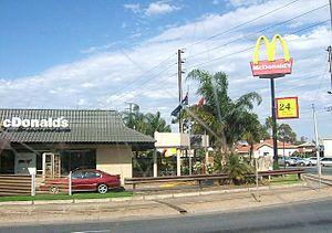 McDonalds, Ridleyton, Adelaide, South Australia