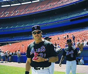 English: Mike Piazza