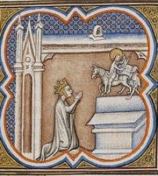 Image illustrative de l'article Clotilde (femme de Clovis)