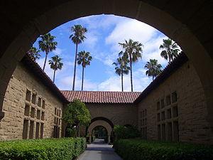 English: Stanford University